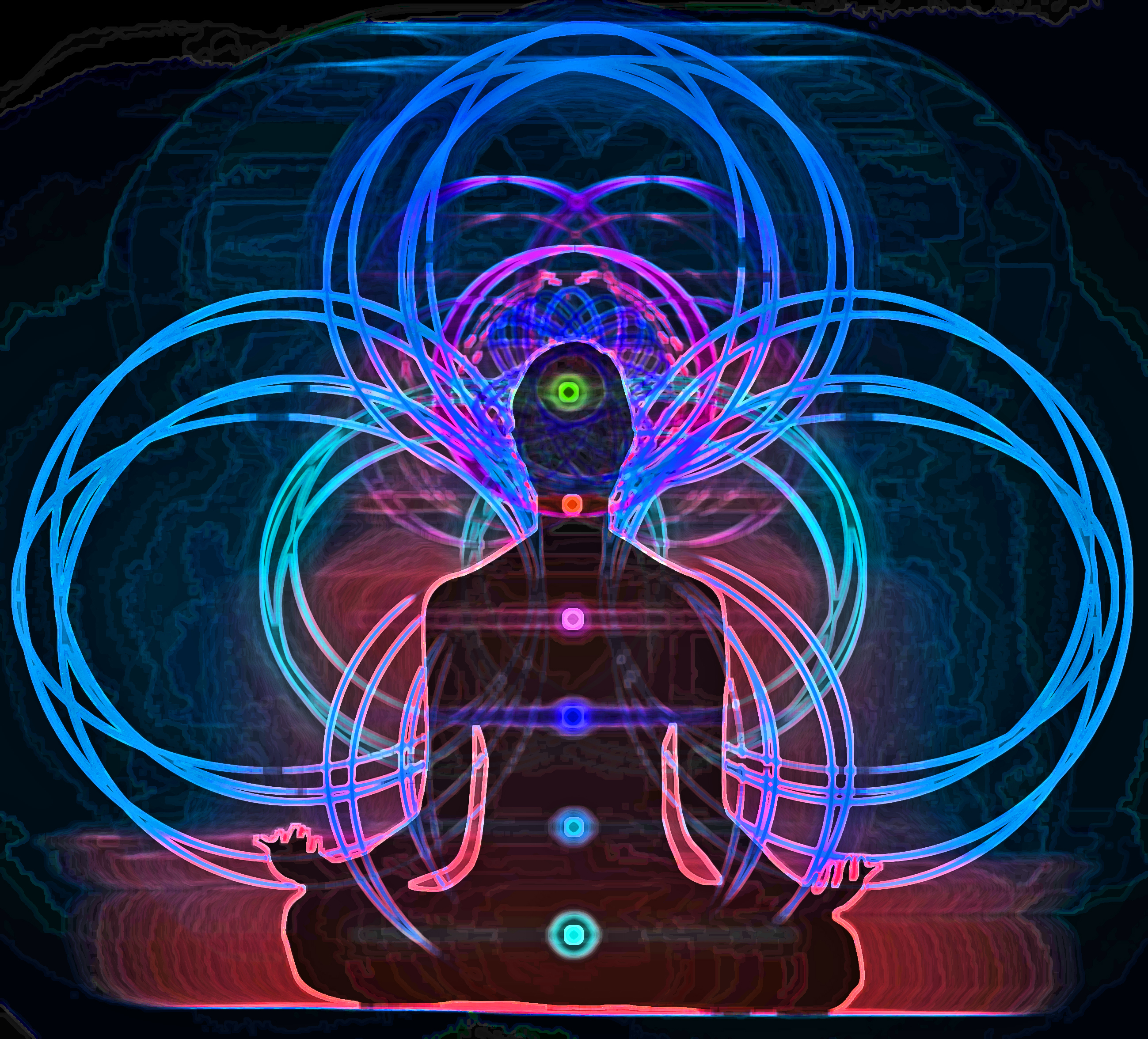 Love and the Chakras – Artful Gems
